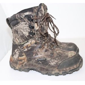 Men's Red Wing Irish Setter Hunting Boots Sz 6D